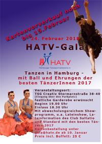 HATV Gala für alle Hamburger Tänzer