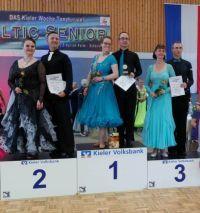 Baltic Senior Ergebnisse