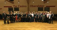 Goldregen beim Tsc Casino Oberalster