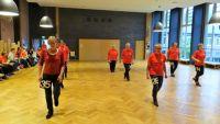 DTSA-Line-Dance beim SV Lurup Hamburg