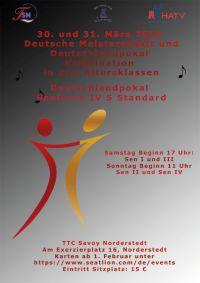 Deutsche Meisterschaft und Deutschlandpokal in Hamburg