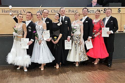 Hans-Christen-Gedächtnispokal beim Club Saltatio Hamburg